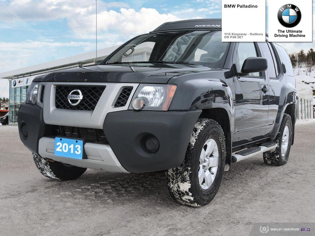 Pre-Owned 2013 Nissan Xterra S - GREAT OFF-ROAD VEHICLE