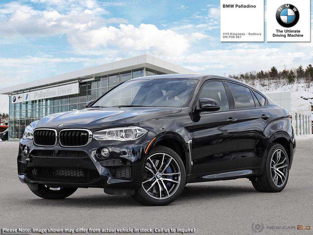 new 2019 bmw x6 m sport utility in greater sudbury 0009. Black Bedroom Furniture Sets. Home Design Ideas