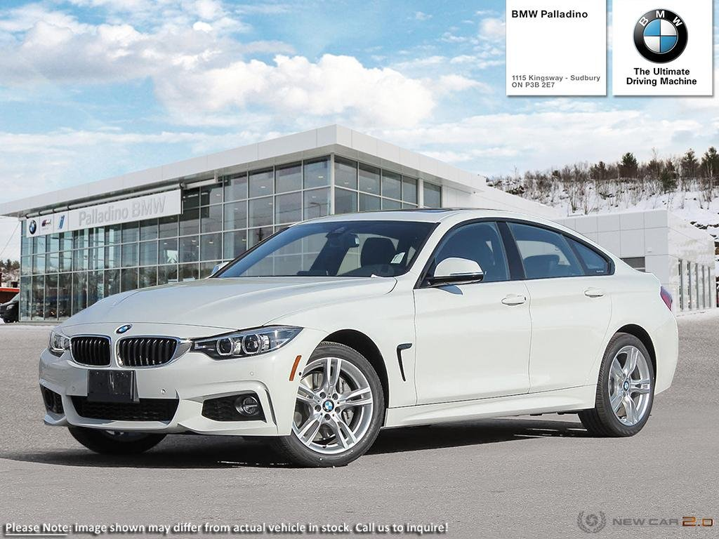 New 2019 BMW 4 Series 430i xDrive/ Premium package/ Wireless charging