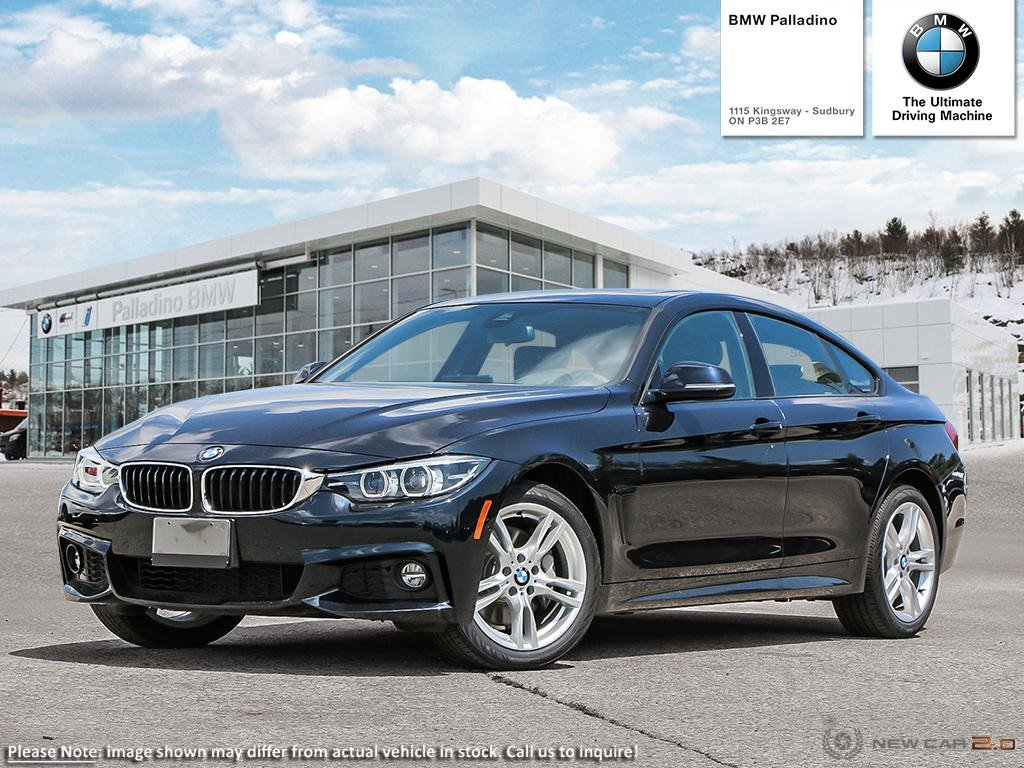 New 2019 BMW 4 Series 430i xDrive/Premium package enhanced/wireless charging