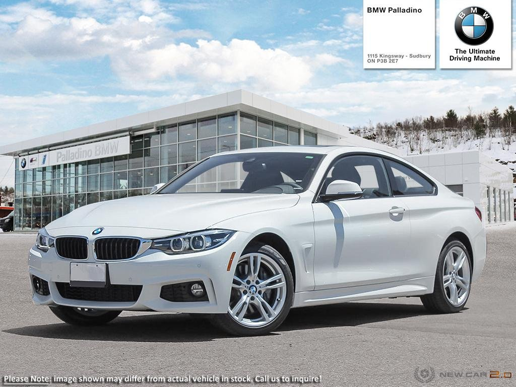 New 2019 BMW 4 Series 430i xDrive/Premium package essential/ 19inch M Lt/Aly Wheels, Double-Spoke