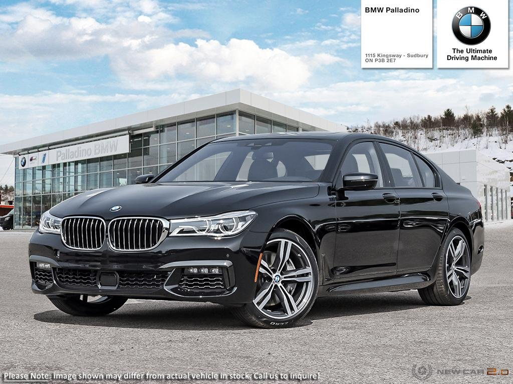 New 2019 BMW 7 Series 750i xDrive/ Executive Package/ Dynamic Handling Package