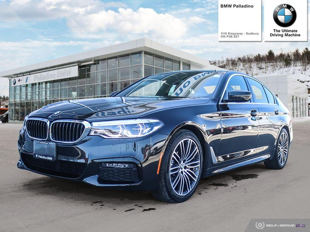 New 2019 BMW 5 Series 540i xDrive/Premium Package Enhanced/ Interior Comfort Package