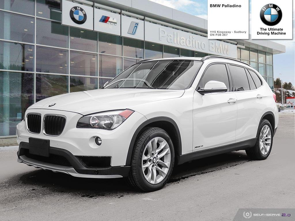 Pre Owned 2015 Bmw X1 Xdrive28i Sport Utility In Greater