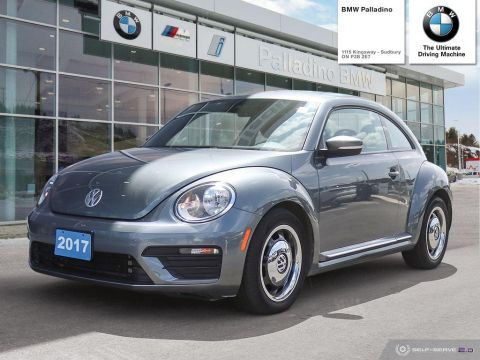 Pre-Owned 2017 Volkswagen Beetle Coupe Classic