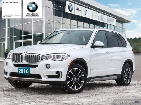 Pre-Owned 2016 BMW X5 xDrive35i / Premuim Enhanced PKG