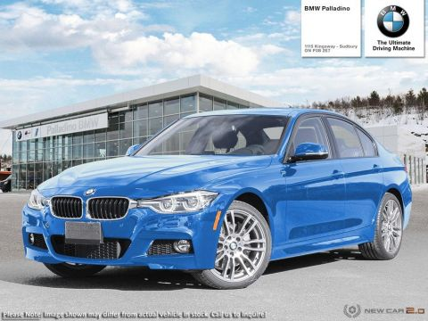 New 2018 BMW 3 Series 340i xDrive/ Premium Package Enhanced/ M Performance Package