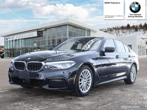 New 2019 BMW 5 Series 540i xDrive/ Premium Package Enhanced/Drivers Assistant package