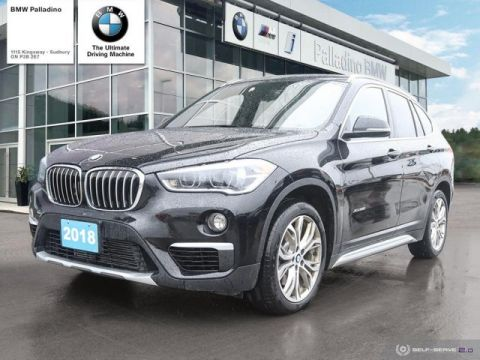 Pre-Owned 2018 BMW X1 xDrive28i/Premuim Essential PKG