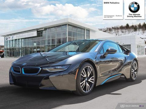 New 2019 BMW i8 Coupe/ Premium Package/ 20inch BMW i Light Alloy w/Spoke Wheels